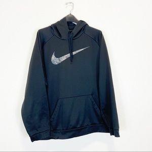 Nike Men's Therma Camo Swoosh Pullover Hoodie XXL